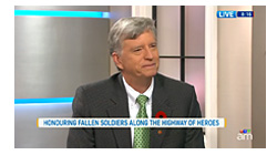 Mark Cullen on Canada AM