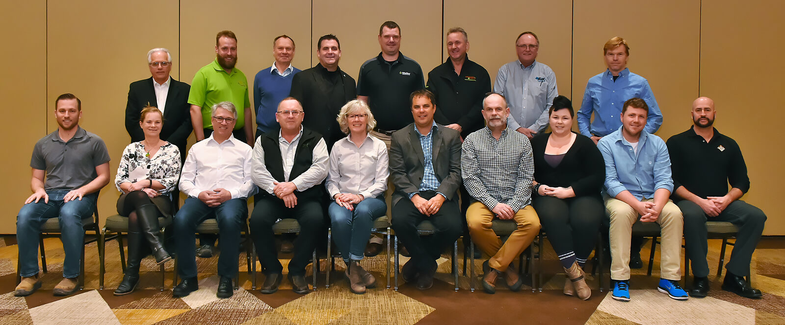 Landscape Ontario provincial board of directors group shot