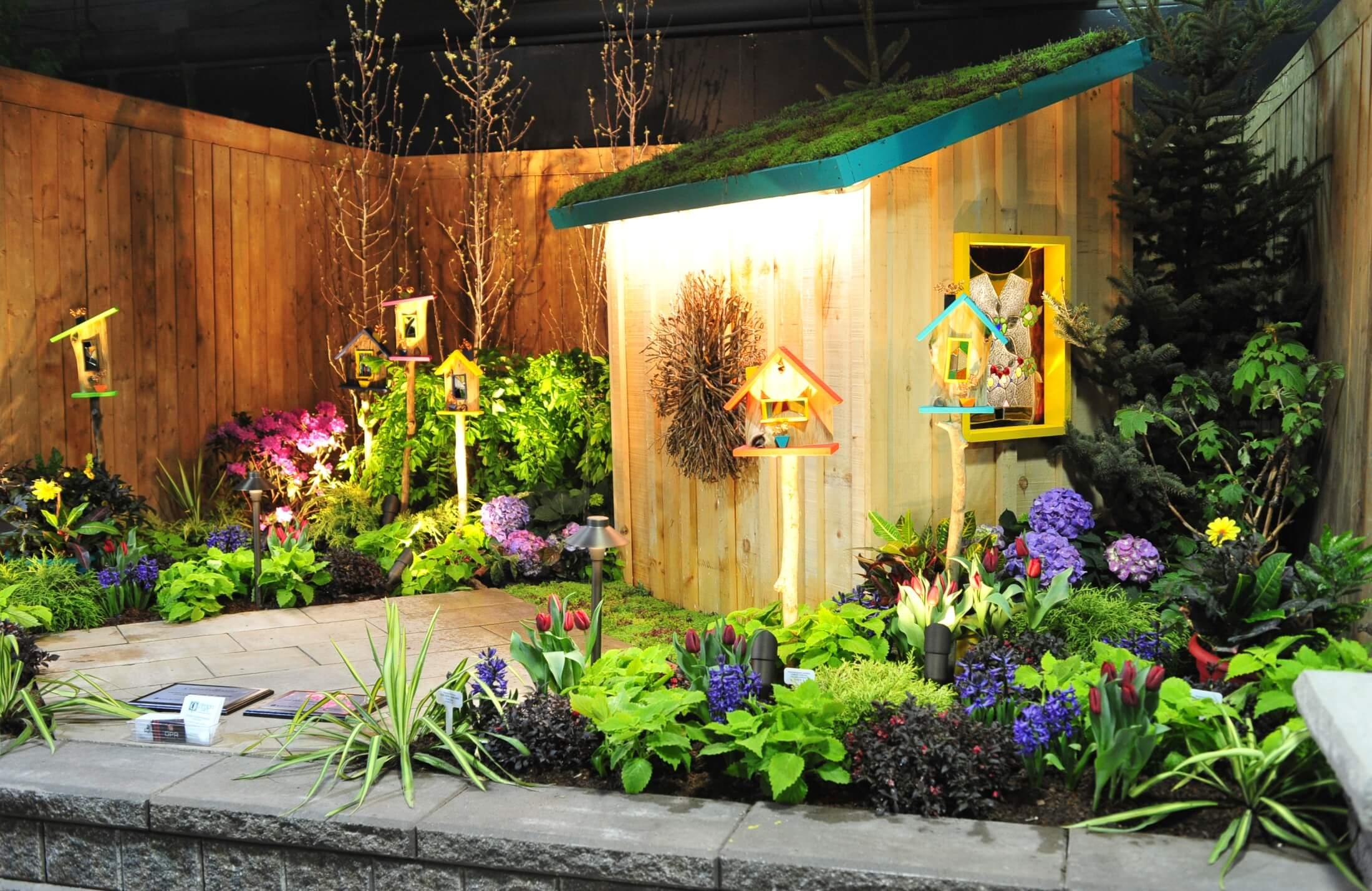 Canada Blooms 2019 Feature Garden Builder Awards ...
