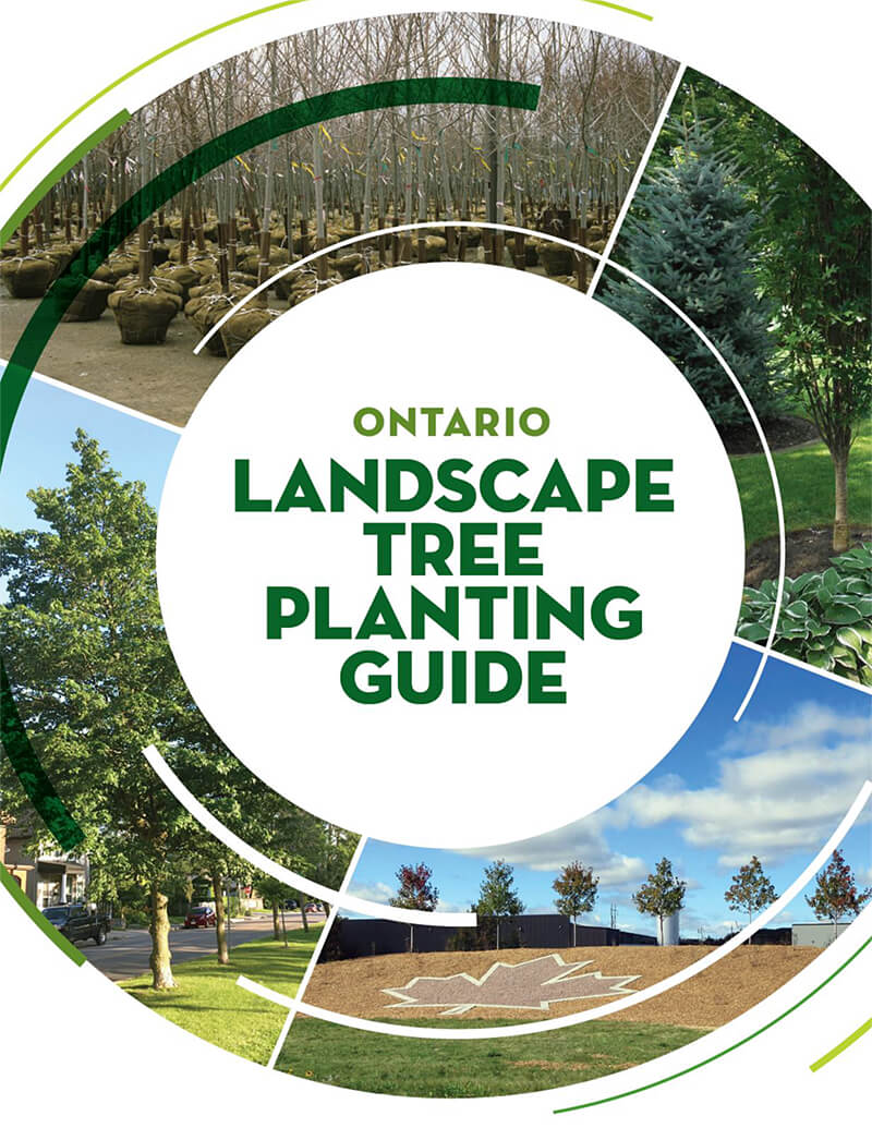 Ontario Landscape Tree Planting Guide cover
