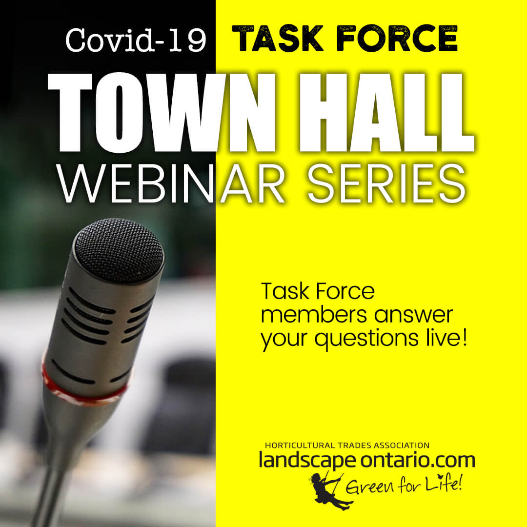 Town Hall Webinar - July 7, 2020 - Best Practices for Employee Health