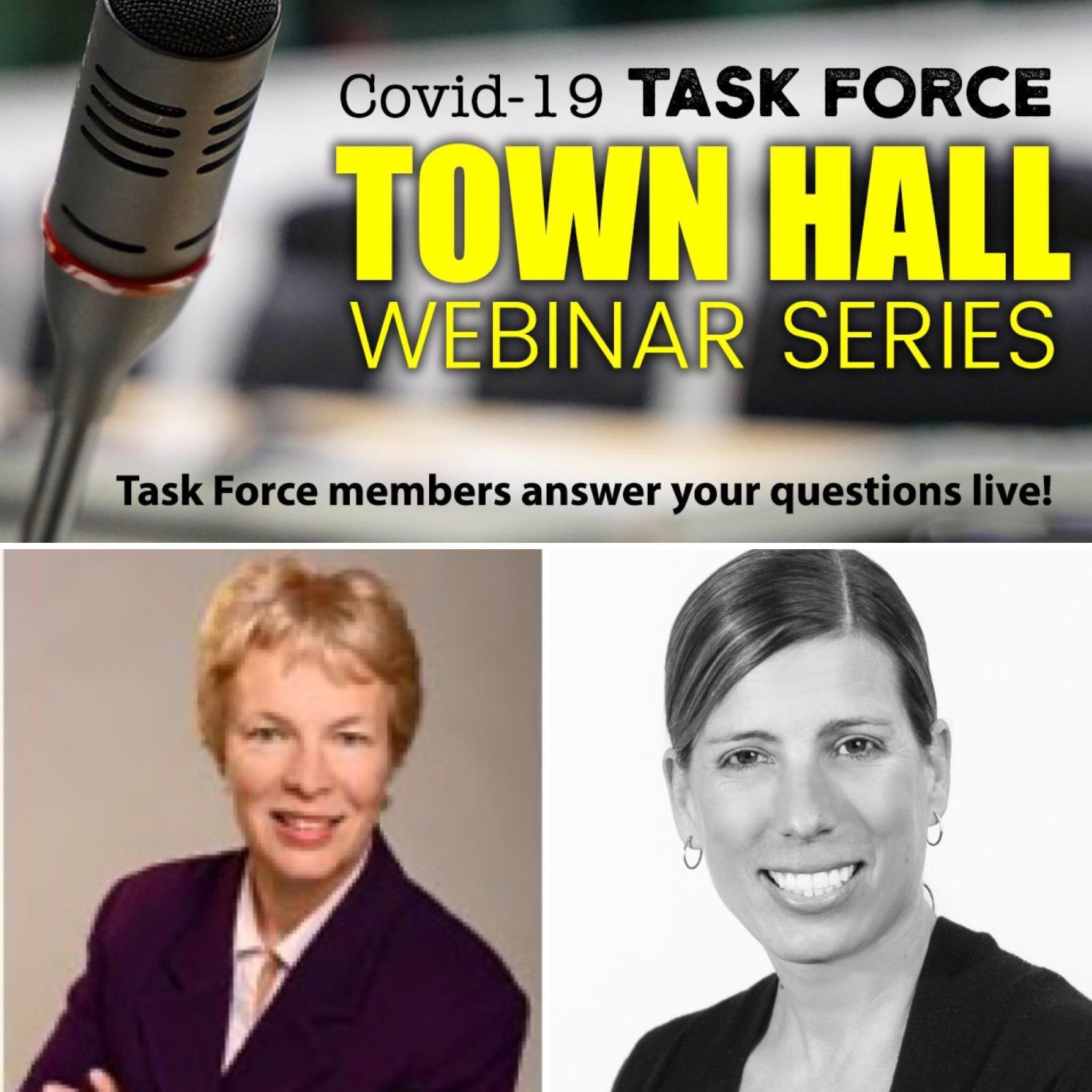 Town Hall Webinar - June 23, 2020