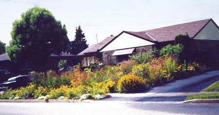 Front Yard Gardens Grow More Than Grass Landscape Ontario