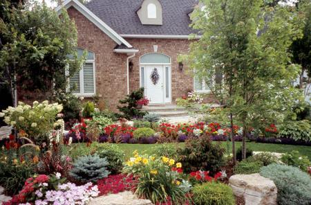 23 marvelous landscaping ideas for backyard ontario for Garden design ideas ontario