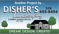 Disher's Landscaping Ltd