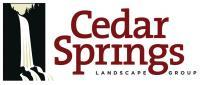 Cedar Springs Landscape Group