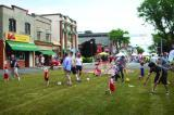 Earlier this year, a section of downtown Picton, Ont. looked more like a park during Canada Day festivities.