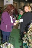 Copies of Garden Inspiration were distributed at the Ottawa Home & Garden Show