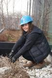 Corina Ottnad changed careers to pursue her passions for both the environment and horticulture therapy.
