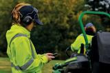 Employees at Rembrandt Landscaping of Milton, Ont., find smartphones essential for time logs, communication between crews and sharing photos if there is a concern at a job site.