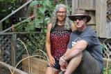Arlene Hazzan Green and Marc Green are co-owners of The Backyard Urban Farm Company.