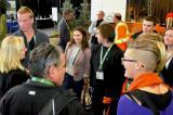 Students attending Congress 2015 thought it was an amazing experience to see the new equipment, new products showcase, nurseries and all the associated exhibitors, including the safety organizations and to network with industry professionals.