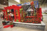 Drop by the LO exercise garden at Canada Blooms and test your fitness level.