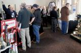 The exhibit area at this year's lighting symposium was a big hit.