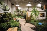 The Canada Blooms Judges' Choice Award for Best Overall Garden went to Parklane Nurseries.