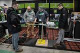 Over 100 exhibitors displayed products and services at the two-day event.