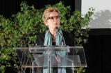 Premier Wynne visited Canada Blooms where she had a tour of the LO garden and handed out awards at Industry Night.