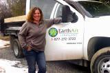 Regine Marsh is an active Durham Chapter supporter.