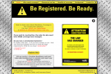 From information to registration, the WSIB website on mandatory coverage www.BeRegisteredBeReady.ca can clarify how the new law affects you.
