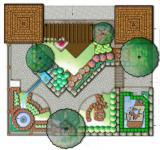 Concept design for 2012 Green for Life garden.