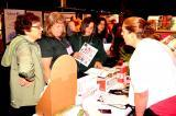 Both days at Expo saw the floor busy, as visitors took in quality ideas from the suppliers.