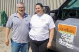 Rob and Linda Tester work hard for both their business and community.