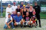 Moser Landscapes, winners of the 2010 Waterloo Chapter baseball tournament.