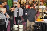 Both days at Expo saw the show floors crowded with horticulture and floriculture professionals. Attendance increased slightly over last year.
