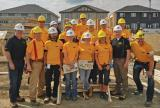 Habitat for Humanity teams up with Stanley Black and Decker for a cross-country, home building spree.