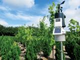 While it is not practical for growers to install and monitor stem psychrometer sensors, research will determine species-specific coefficients that can be used with a weather station for field applications.