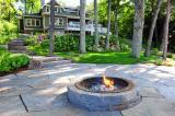 Rockscape specializes in landscaping projects on island cottages and homes in the Muskoka, Georgian Bay and Haliburton area.