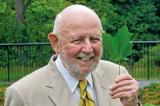 Ken Jewett, founder of Maple Leaves Forever