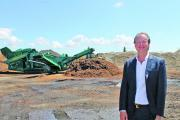 Jorg Hermanns envisions a prosperous future for the green industry and new opportunities  for his employees.