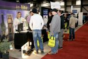 GreenTrade has grown from 12 table-top displays to over 100 exhibitors.