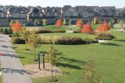 Work on Frank Stronach Park in Newmarket, Ont., won Bruce Wilson Landscaping a national award.