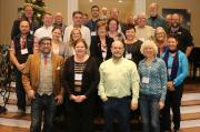 Members of Landscape Ontario's chapter and sector boards gather for Governance Day each year to help steer the direction of the association.