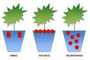 Figure 1: Field studies compared various fertilizer applications.