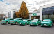 Electric and hybrid vehicles can say a lot about your business philosophy.