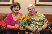 Plants from Canada Blooms are enjoyed by residents of city-owned, long-term care homes.
