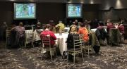 Landscape and grounds management contractors gathered to learn from each other at the annual lecture.