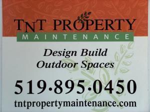 TNT Property Maintenance logo