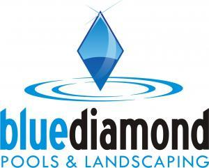 Blue Diamond Pools and Landscaping logo
