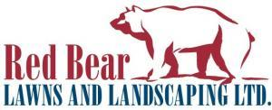 Red Bear Lawns and Landscaping Ltd logo