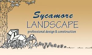 Sycamore Landscape logo