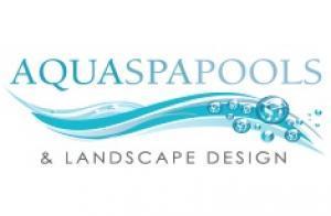AquaSpa Pools & Landscape Design logo
