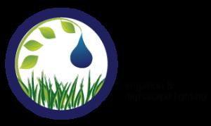 Articulate Lawn Sprinklers logo