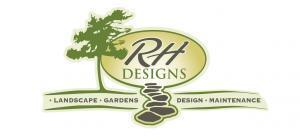 RH Designs logo