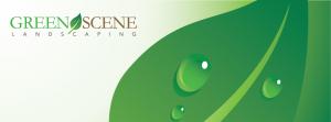 Green Scene Landscaping logo