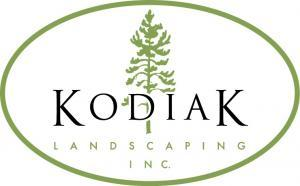 Kodiak Landscaping logo