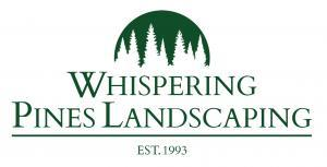 Whispering Pines Landscaping logo